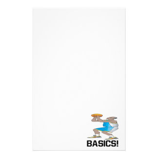 Basics Stationery Design