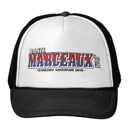 Basil Marceaux.com official CAMPAIGN HAT