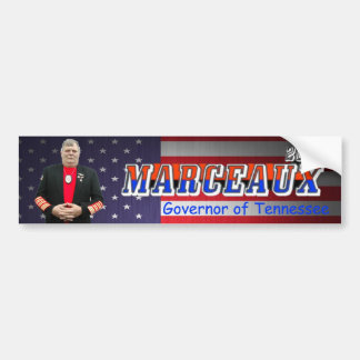 Basil Marceaux for Governor of Tennessee 2010 Car Bumper Sticker