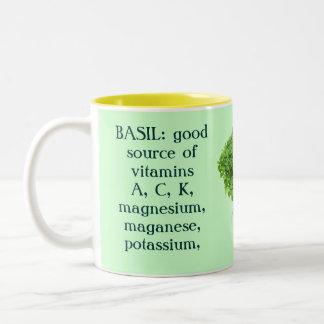 BASIL mug