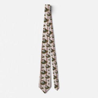 Basil the Pig Men's Neck Tie