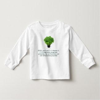 BASIL toddler shirt