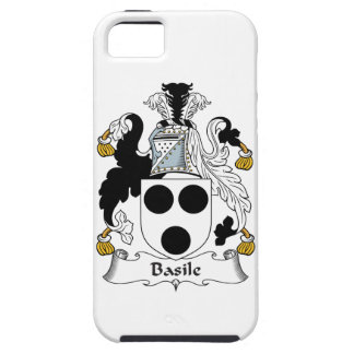 Basile Family Crest iPhone 5 Covers