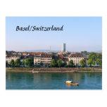 Basilea/Suiza - postal