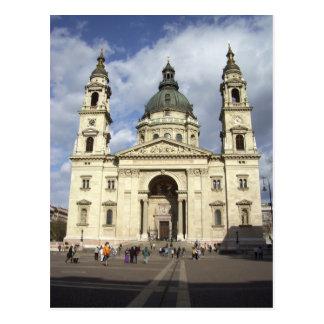 Basílica Budapest Hungría del St. Stephens Postal