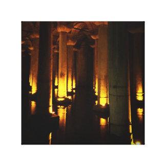 Basilica Cistern Print