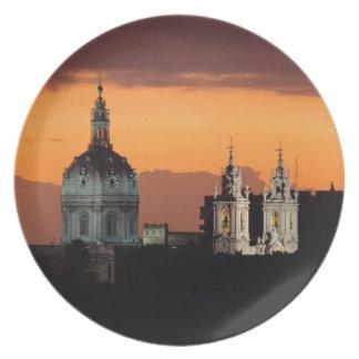 Basílica DA Estrela, alto de Bairro, Lisboa, Plato Para Fiesta