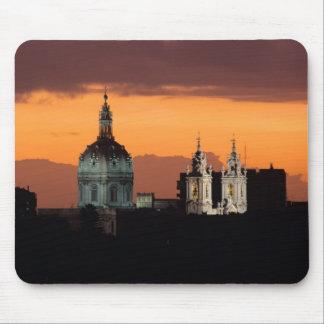 Basílica DA Estrela, alto de Bairro, Lisboa, Alfombrillas De Ratón