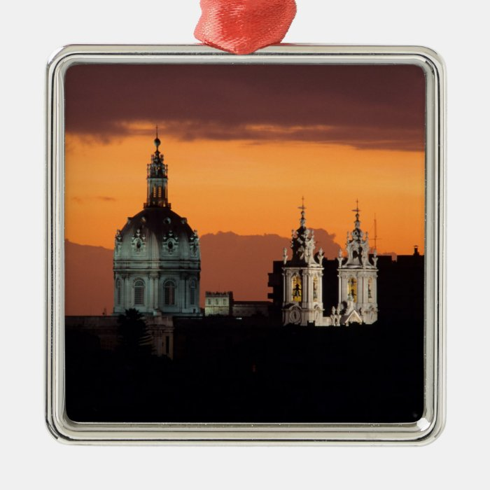Basilica da Estrela, Bairro Alto, Lisbon, Metal Ornament