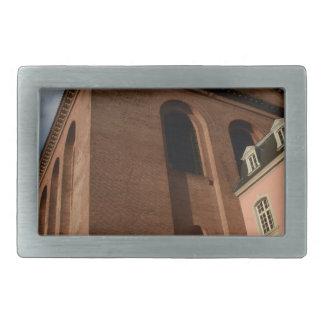 Basílica de Constantina en Trier Hebillas Cinturon Rectangulares