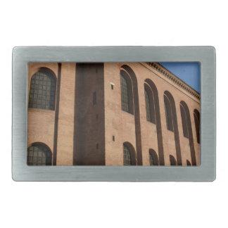 Basílica de Constantina Hebilla De Cinturón Rectangular
