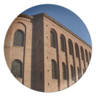 Basílica de Constantina Plato De Comida