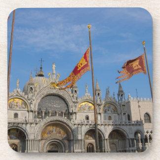 Basílica de Italia, Venecia, St Mark en St Mark Posavasos De Bebidas