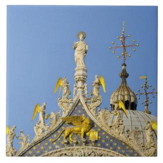 Basílica de Italia Véneto Venecia St Mark Azulejo Ceramica