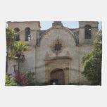 Basílica de la misión de Carmel Toalla
