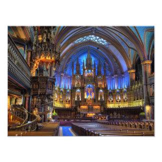 Basílica de Notre Dame Fotografía