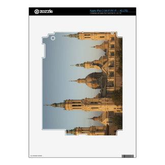 Basilica de Nuestra Senora de Pilar, Ebro River Skin For iPad 3