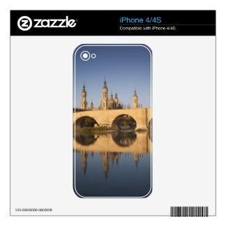 Basilica de Nuestra Senora de Pilar Decals For The iPhone 4