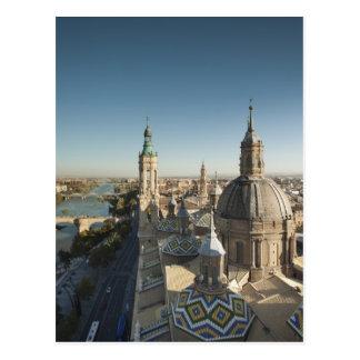 Basilica de Nuestra Senora del Pilar 2 Postcard