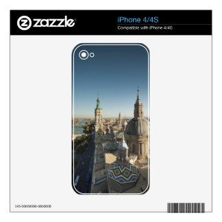 Basilica de Nuestra Senora del Pilar 2 iPhone 4S Skins