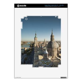 Basilica de Nuestra Senora del Pilar 2 Skins For iPad 3