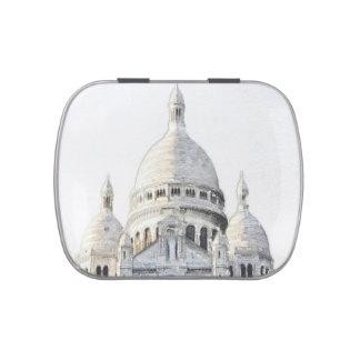 Basílica de Sacre-Coeur Jarrones De Caramelos