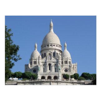 Basílica de Sacré-Cœur Tarjeta Postal