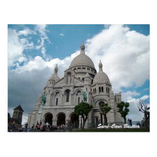 Basílica de Sacré-Cœur Tarjetas Postales