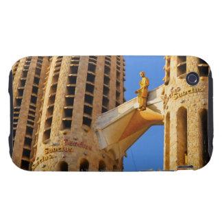 Basílica de Sagrada Familia del La iPhone 3 Tough Cárcasas