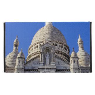 Basílica de Sarcre Coeur en París, Francia