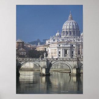 Basílica de St Peters Póster