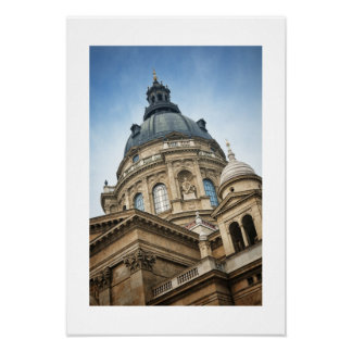 Basílica de St Stephen, Budapest Póster