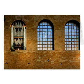 Basílica del Trier, Alemania Felicitacion