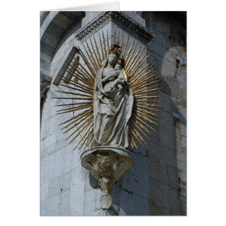 Basilica Di S. Frediano II Stationery Note Card