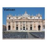 Basilica di San Pedro, Ciudad del Vaticano, Roma, Postal