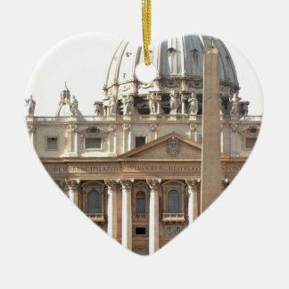 Basilica di San Pietro Ceramic Ornament