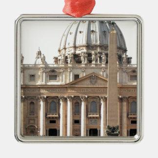 Basilica di San Pietro Metal Ornament