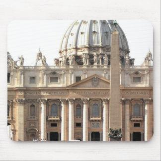 Basilica di San Pietro Mouse Pad