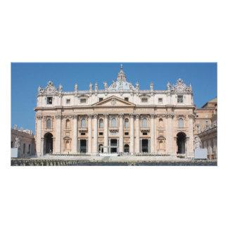 Basilica di San Pietro, Vatican City, Rome, Italy Card
