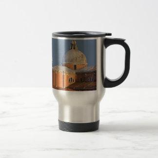 Basilica in Venice in Italy Travel Mug
