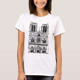 basilica Notre Dame T-Shirt