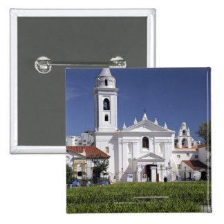 Basílica Nuestra Senora del Pilar en Recoleta Pin Cuadrada 5 Cm