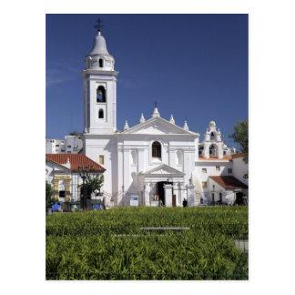Basílica Nuestra Senora del Pilar en Recoleta Postal