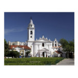 Basilica Nuestra Senora del Pilar in Recoleta 2 Postcard