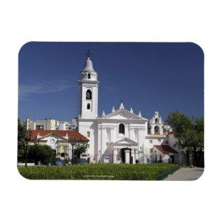Basilica Nuestra Senora del Pilar in Recoleta 2 Magnet