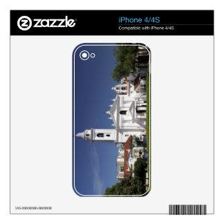 Basilica Nuestra Senora del Pilar in Recoleta 2 iPhone 4 Skins