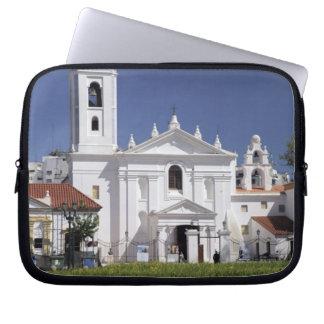 Basilica Nuestra Senora del Pilar in Recoleta Laptop Sleeve