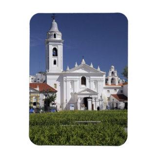 Basilica Nuestra Senora del Pilar in Recoleta Vinyl Magnet