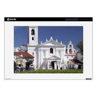 Basilica Nuestra Senora del Pilar in Recoleta Skins For Laptops