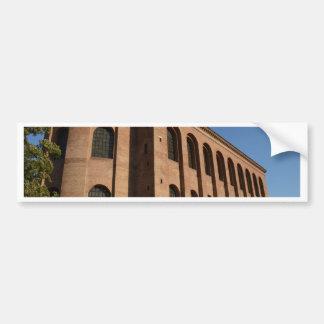 Basilica Of Constantine Bumper Sticker